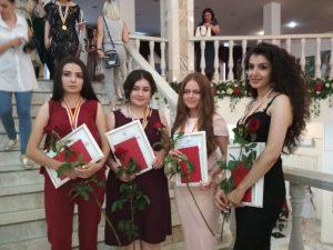 Кто, если не вы, сила поколения: выпускникам СОГУ вручили дипломы
