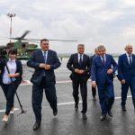 Полпред Президента РФ в СКФО Александр Матовников посетил Северную Осетию