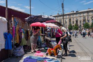 «»Блошиный» рынок Владикавказа»
