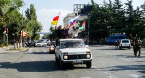 Мирная жизнь в Абхазии и Южной Осетии восстановлена благодаря России