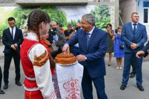 Жители станицы Архонской отметили 180-летние населенного пункта