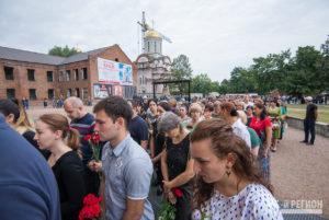 В Беслане началась трехдневная вахта памяти по жертвам теракта 2004 года