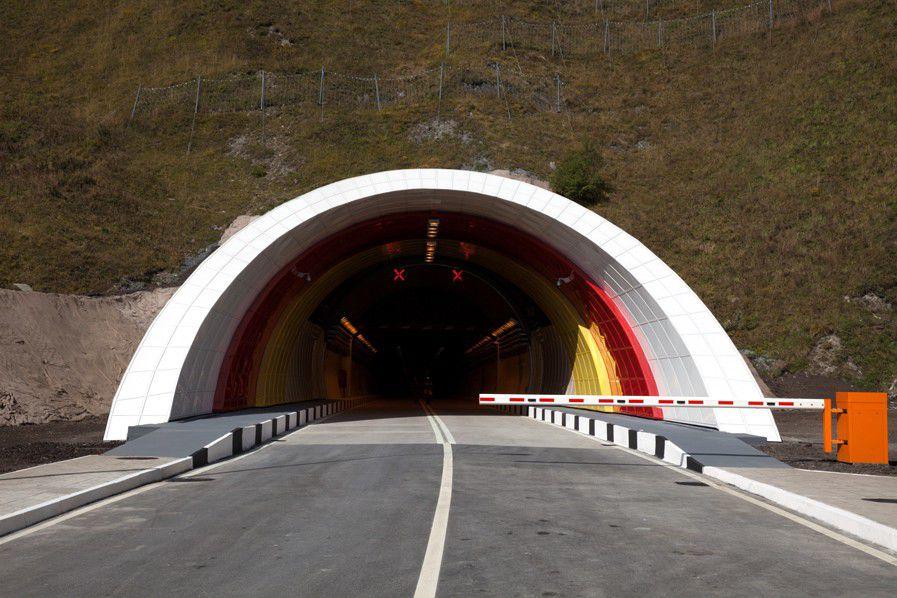 Транскавказская автомагистраль подготовлена к зимнему периоду