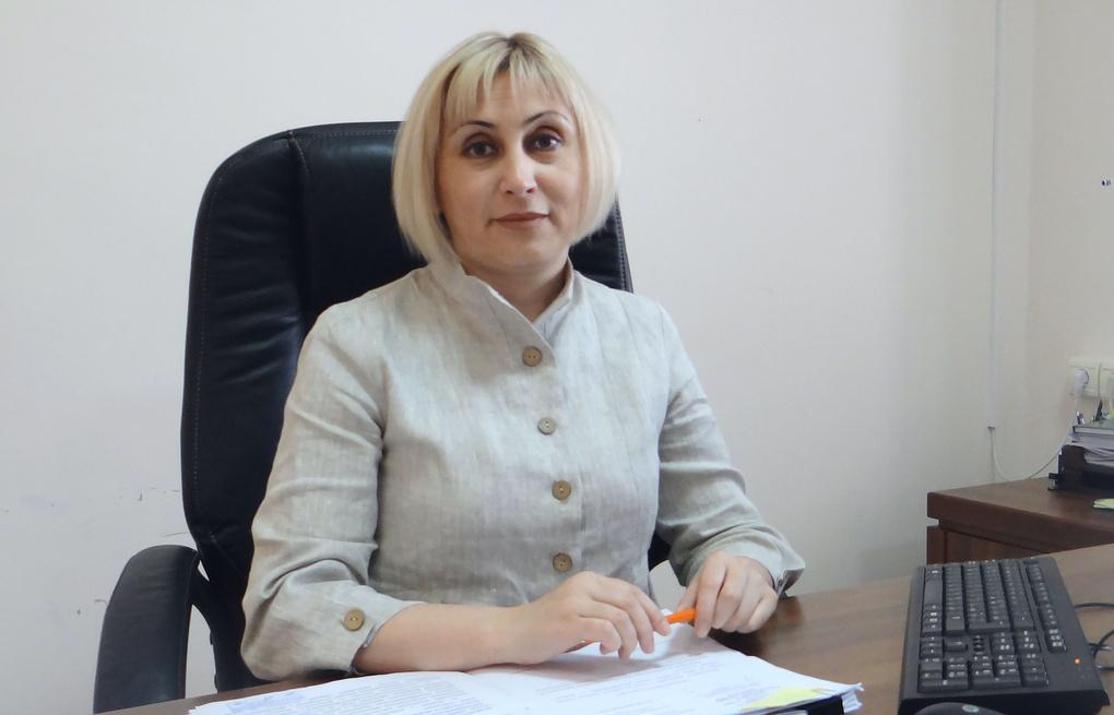 Временное исполнение обязанностей министра образования и науки Северной Осетии будет осуществлять Людмила Башарина