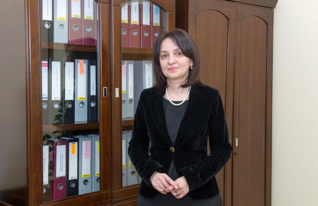 Ирина Азимова назначена на должность заместителя председателя правительства Северной Осетии
