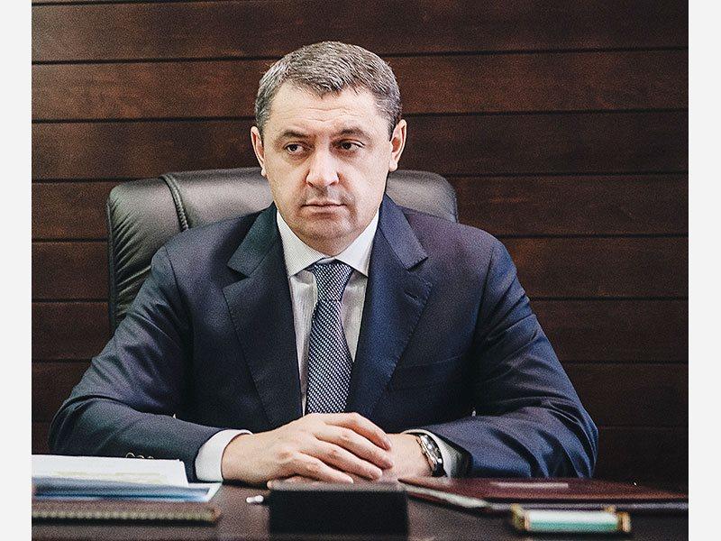 Русланбек Икаев назначен на должность заместителя председателя правительства Северной Осетии
