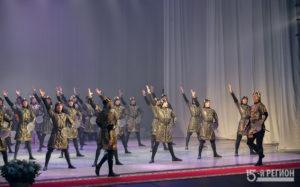 Государственный ансамбль танца «Алан» отметил 80-летний юбилей