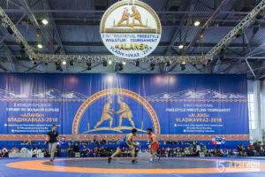 Международный турнир по вольной борьбе «Аланы»