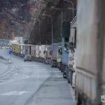 День сурка: дальнобойщики на Верхнем Ларсе перешли в режим ожидания