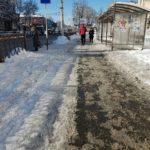 Кому снежки, а кому работа: Владикавказ расчистили от снегопада