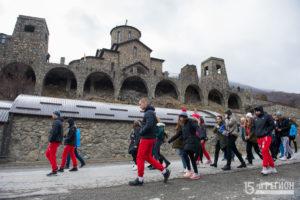 Участникам первенства Европы по боксу провели экскурсию по Северной Осетии