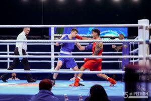 Открытие первенства Европы по боксу среди юниоров и юниорок (19-22 года)