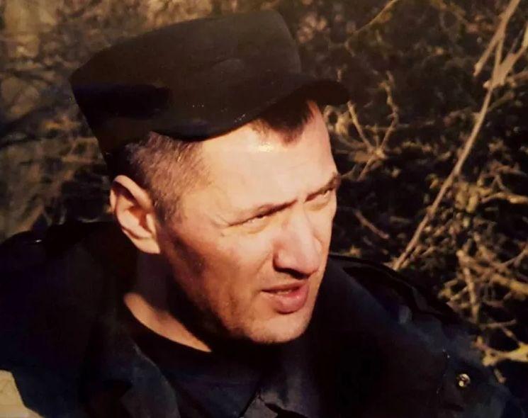 Cлужу Отечеству! Марк Мецаев