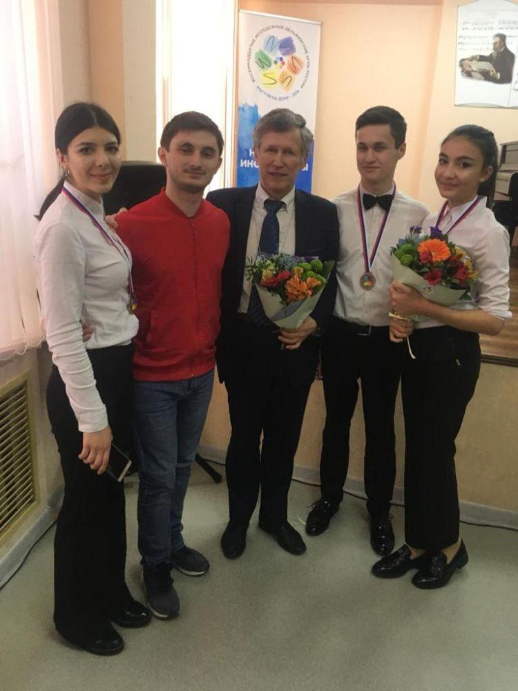Трио гармонистов «Алания» завоевало «бронзу» на Дельфийских играх