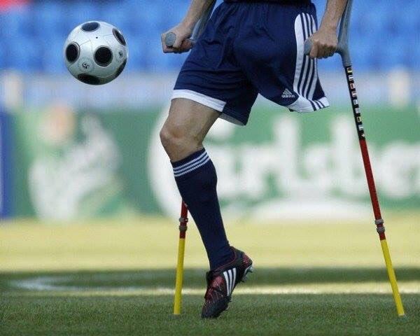 Спортсмены из Северной Осетии готовятся к старту чемпионата России по футболу среди ампутантов