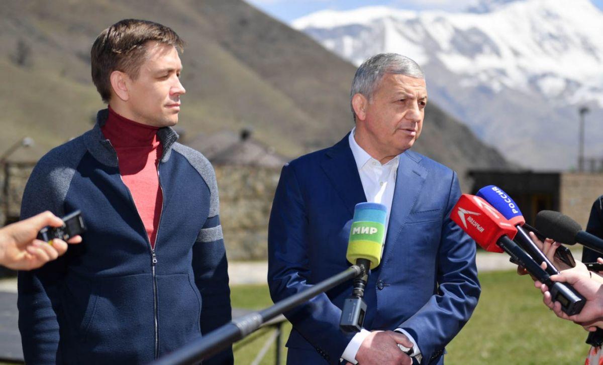 В Северной Осетии состоялось совещание лидеров цифрового развития