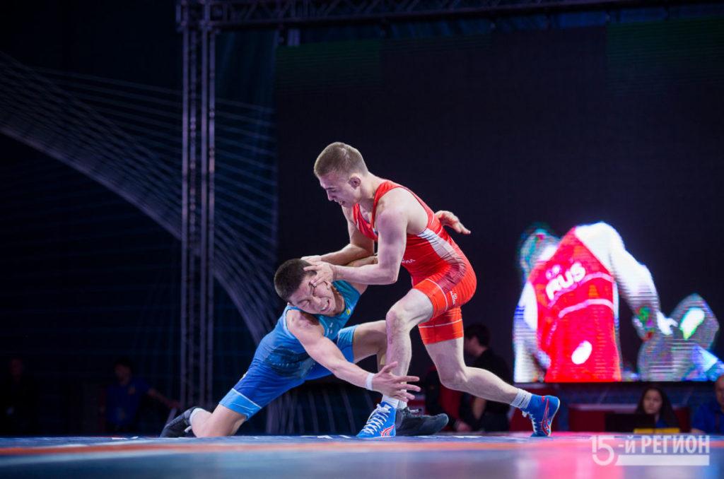 Первенство России по вольной борьбе среди юниоров до 21 года