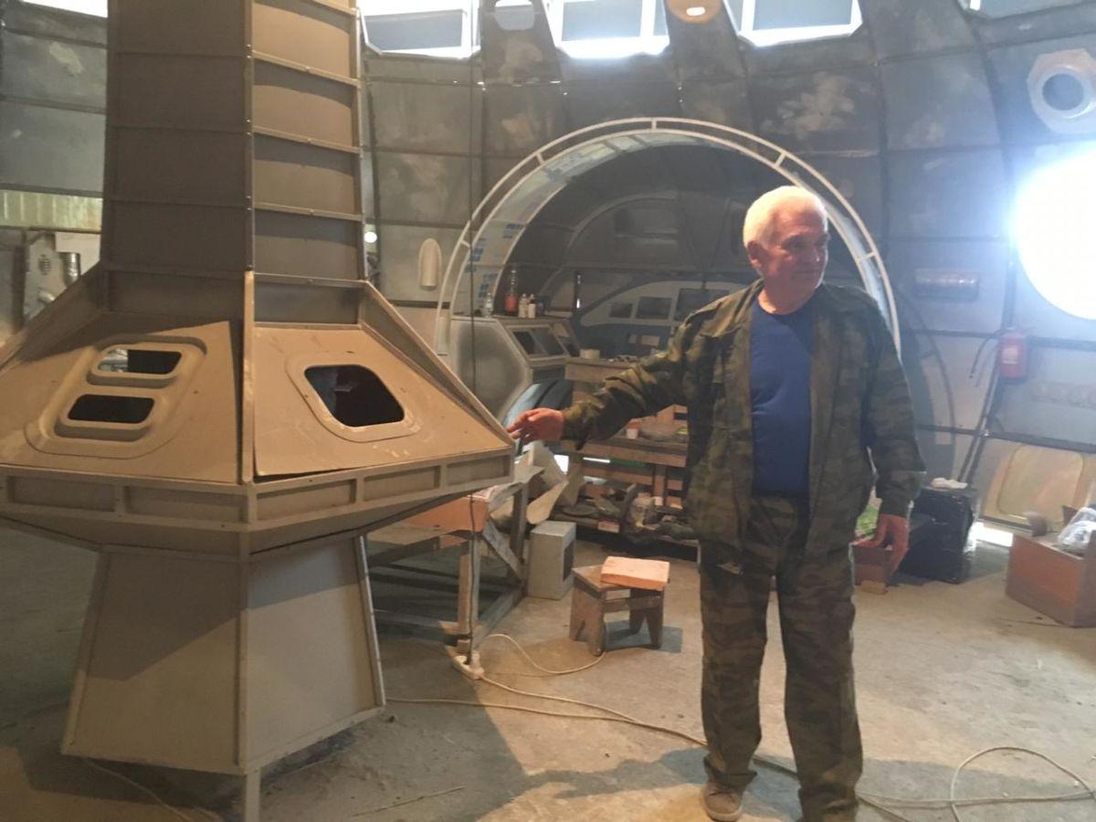 Руслан Комаев: аналогов нашей школе космонавтики в России – нет!