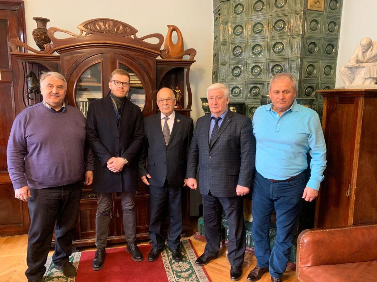 Представители осетинских общин принимают участие в проекте по созданию новых рабочих мест