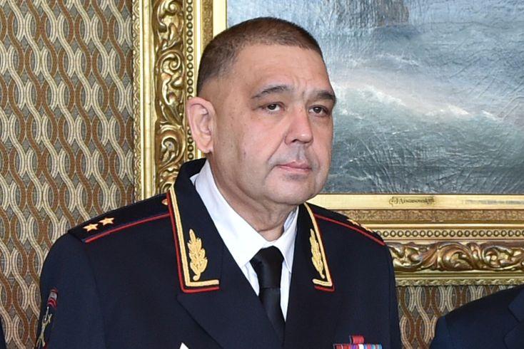 Ушел из жизни экс-министр внутренних дел Северной Осетии