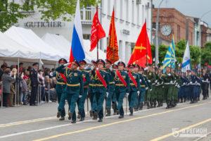 Владикавказ отпраздновал 74-ю годовщину со дня Победы в Великой Отечественной войне