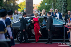 Международный фестиваль «КиноБарс» стартовал во Владикавказе