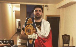 Заур Айларов стал чемпионом мира по боксу
