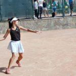 В Северной Осетии впервые проходит первенство России по теннису