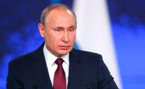 Владимир Путин назвал геноцидом действия грузинских войск в Осетии в 1919-1920 годах