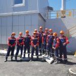 Студенты принимают активное участие в строительстве Зарамагской ГЭС