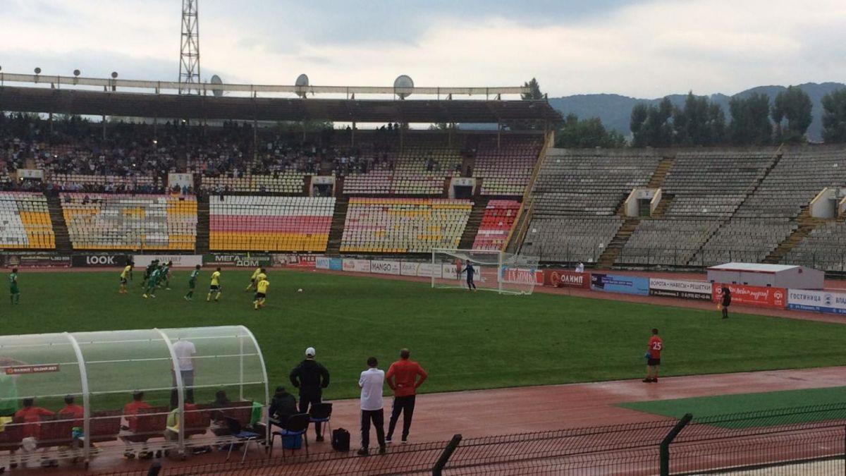 Видеообзор матча «Алания Владикавказ» — «Анжи»