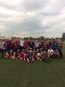 «Щит Осетии» стал обладателем Кубка Северной Осетии по футболу
