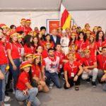 Северная Осетия приняла участие в праздновании Дня СКФО на юбилейном форуме «Машук»