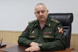 Уроженец Северной Осетии назначен начальником Главного управления Росгвардии РФ по Краснодарскому краю