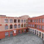 Во Владикавказе торжественно открылась школа на 500 мест
