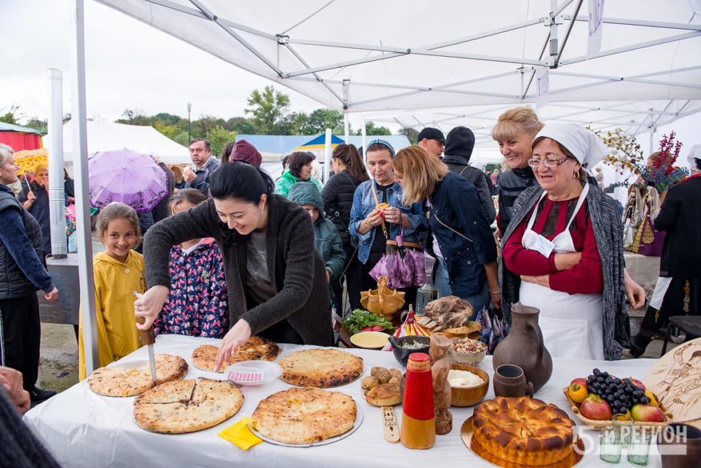 Фестиваль осетинских пирогов, сыра и пива — 2019