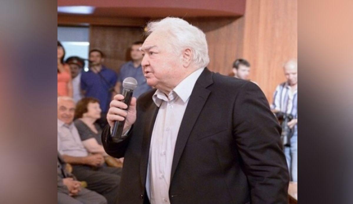 Он такой один: Мусса Цаликов