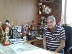 Жизнь в перчатках: Владимир Олейник