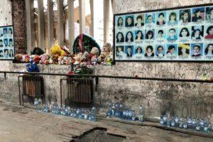 Футбольные клубы из Владикавказа почтили память жертв теракта в Беслане