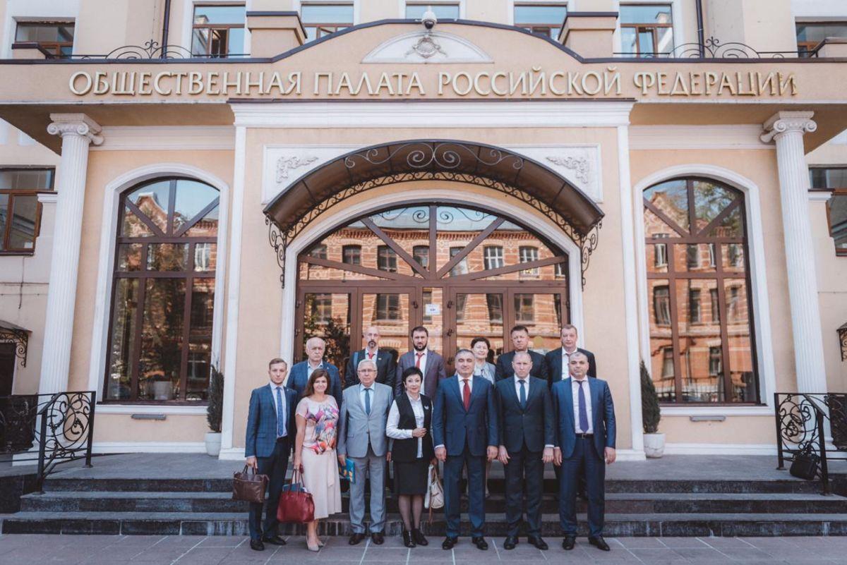 Алина Левитская и Владимир Лагкуев вошли в Общественный совет при Министерстве РФ по делам Северного Кавказа