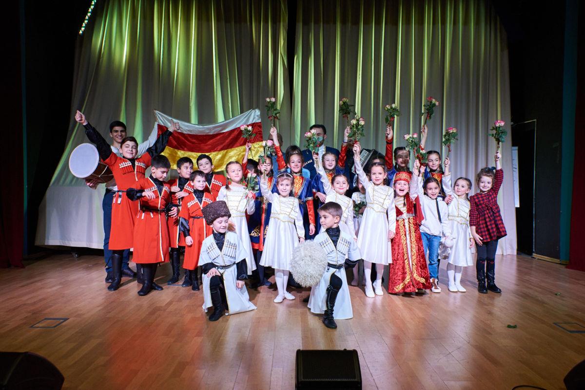 В Российской государственной детской библиотеке состоялся День Северной Осетии