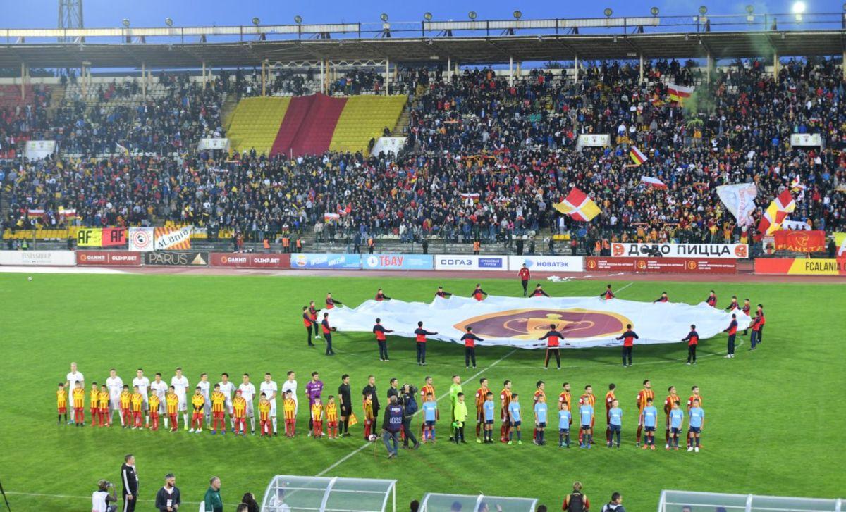 Видеообзор прошедших матчей футбольного клуба «Алания Владикавказ»