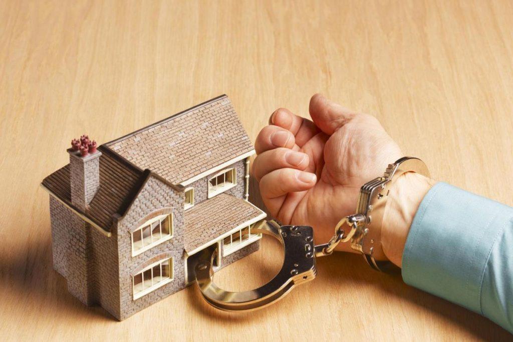 запрет на продажу недвижимости
