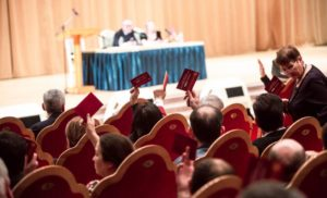 Избран новый состав Совета Московской осетинской общины
