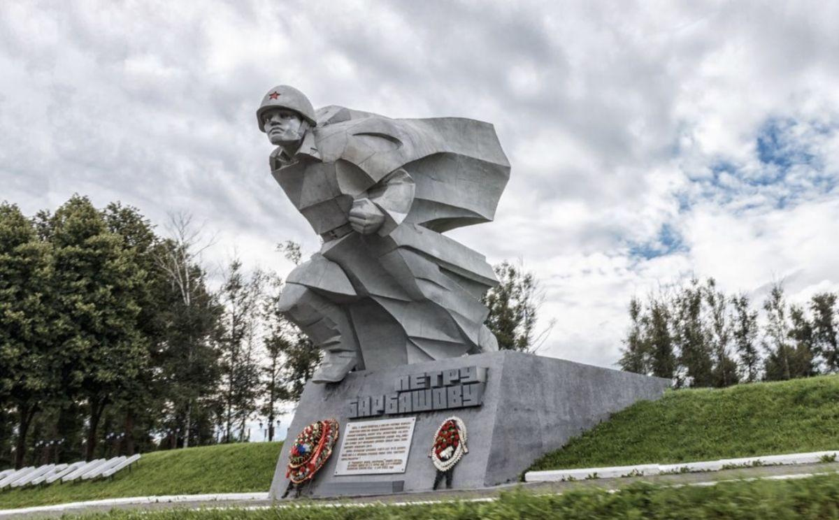 Петр Барбашов совершил свой подвиг 77 лет назад