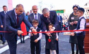 В поселке Дачное торжественно открылся детский сад на 120 мест