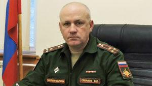 Указом Президента РФ Владимиру Елканову присвоено звание генерал-майора