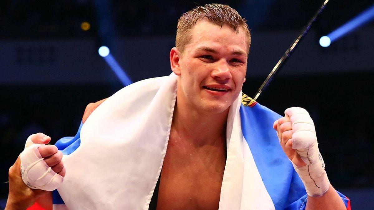 Федор Чудинов выиграл титульный бой за звание чемпиона WBA