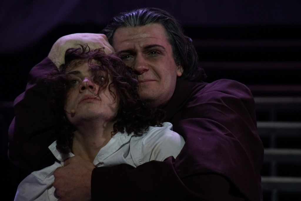 Год театра СОГУ завершил нашумевшим спектаклем «Ромео и Джульетта»