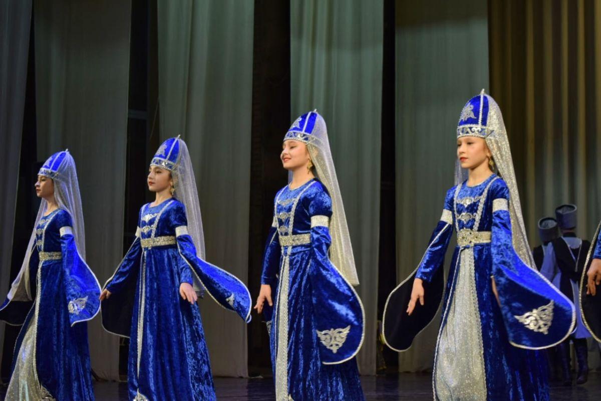 Во Владикавказе проходит международный фестиваль «Мир танца»